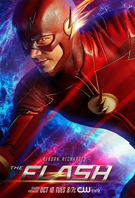 The Flash - Sezon 5 - 720p HDTV - Türkçe Altyazılı