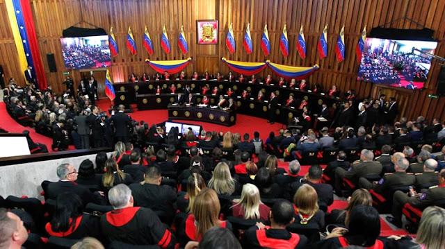 La Corte chavista ordenó quitarle la inmunidad a otros cuatro diputados venezolanos