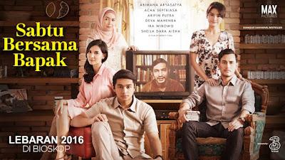 Download film Sabtu Bersama Bapak Full Movie Bluray (2016)