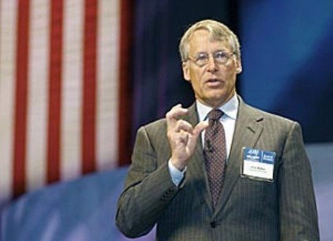 Biografi S. Robson Walton, Pemimpin Perusahaan Wal-Mart
