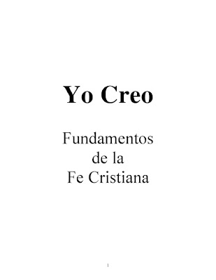 Varios Autores-Yo Creo-Fundamentos De La Fe Cristiana-