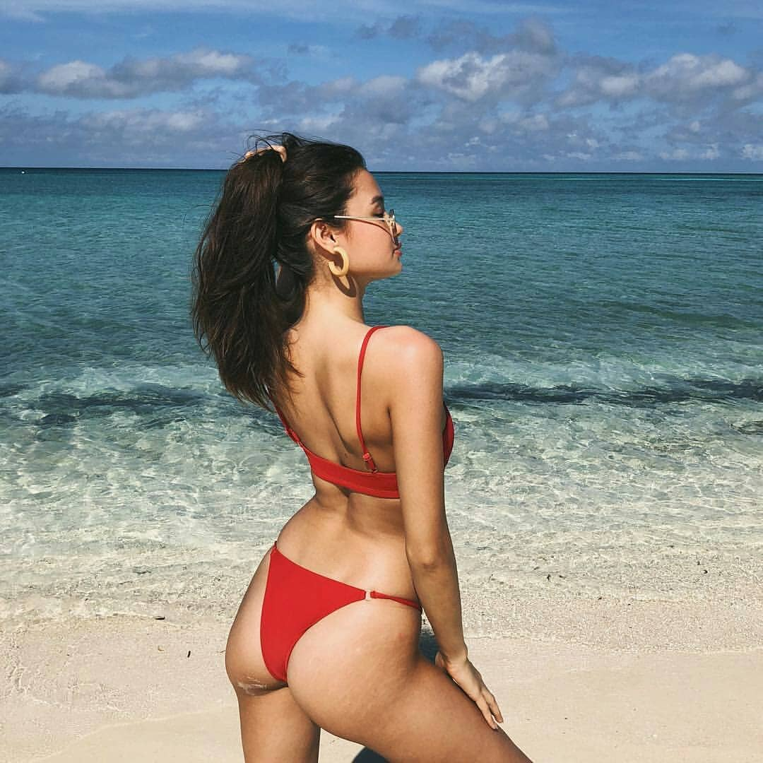 pretty asian girls sexyback bikini pics 01