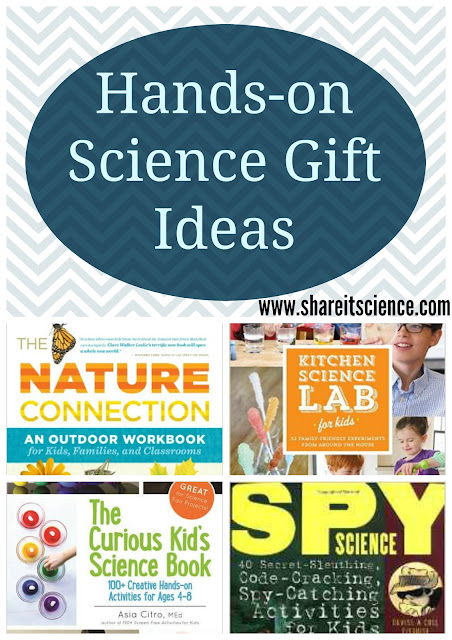 share it science give the gift of a hands on science experience