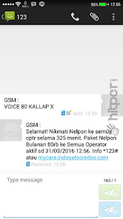 Wow!! Indosat Gratis Telepon 325 Menit ke Semua Operator!