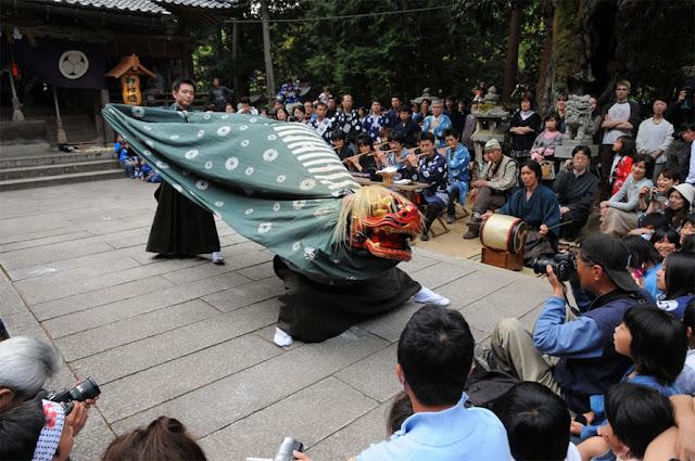 Migochi Hikiyama Matsuri (float parade), Yosano Town, Kyoto