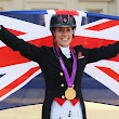 Olympic Equestrian Dressage individual Events