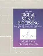Digital signal processing by proakis