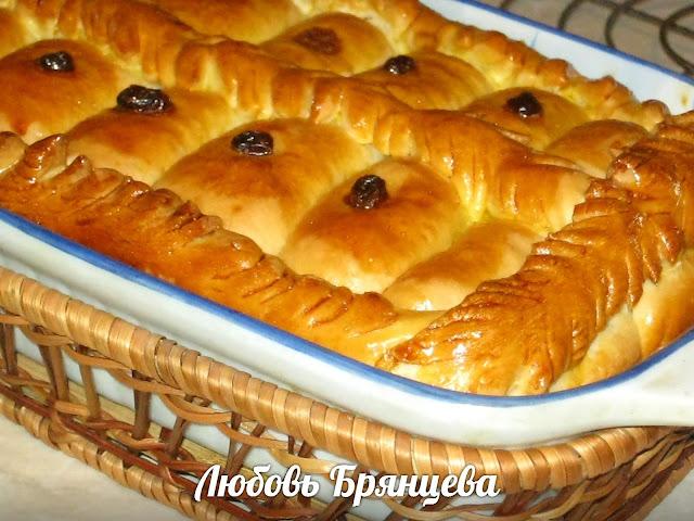 рецепт дрожжевого пирога с яблоками в духовке