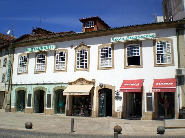 Restaurante Solar Bragançano