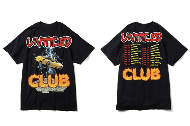 untitled club アンタイトルクラブ