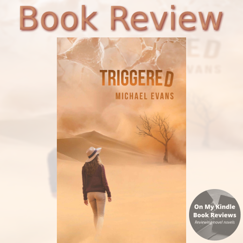 Charity Rowell's review of TRIGGERED (CONTROL FREAKZ SERIES BOOK 3) by Michael Evans