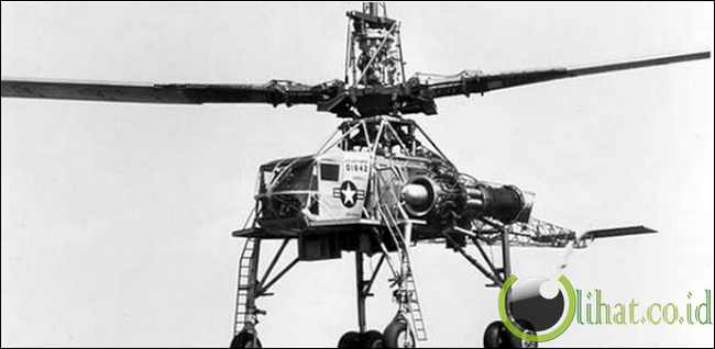 Hughes XH-17 (1952)