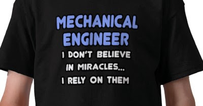 Job Description of a Mechanical Engineer