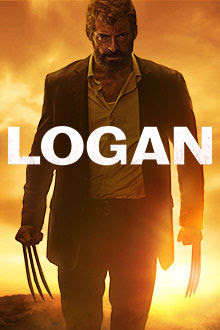 Logan, official movie poster