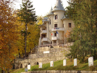 Слэник Молдова, отель Vila Rica 4*