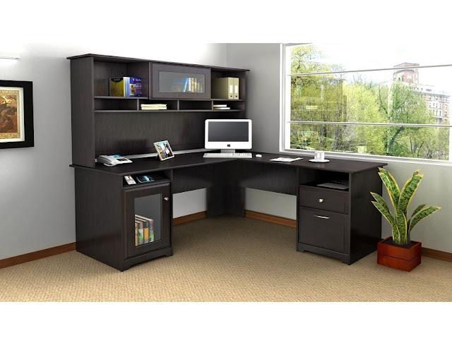 best modern home office furniture placement ideas