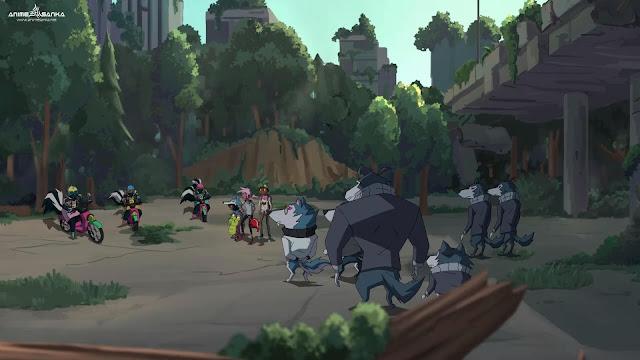 Kipo and the Age of Wonderbeasts موسم أول  بلوراي مترجم تحميل و مشاهدة اون لاين 1080p