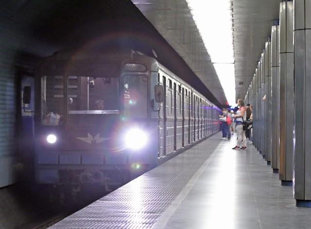 A BKK biztonsági őrét gázolta el a metró a Nyugatinál