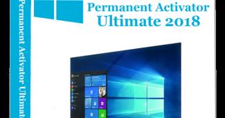 windows 10 pro permanent activator ultimate 2018 2.1