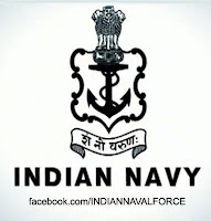 Indian Navy, Nausena Bharti, Force, Sailor, 12th, freejobalert, Latest Jobs, Hot Jobs, indian navy logo