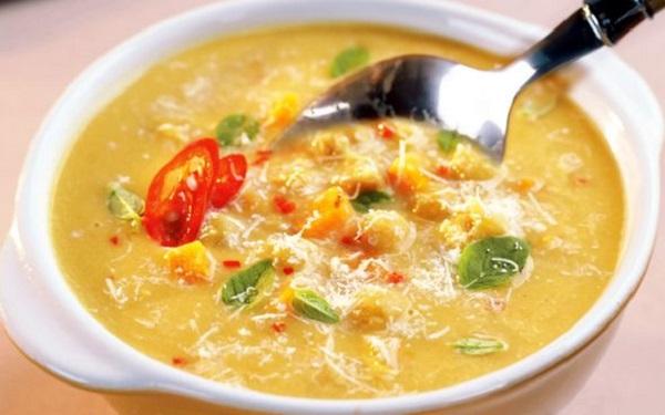 Sopa de grão de bico e lentilha (Imagem: Reprodução/Mega Vantagem)