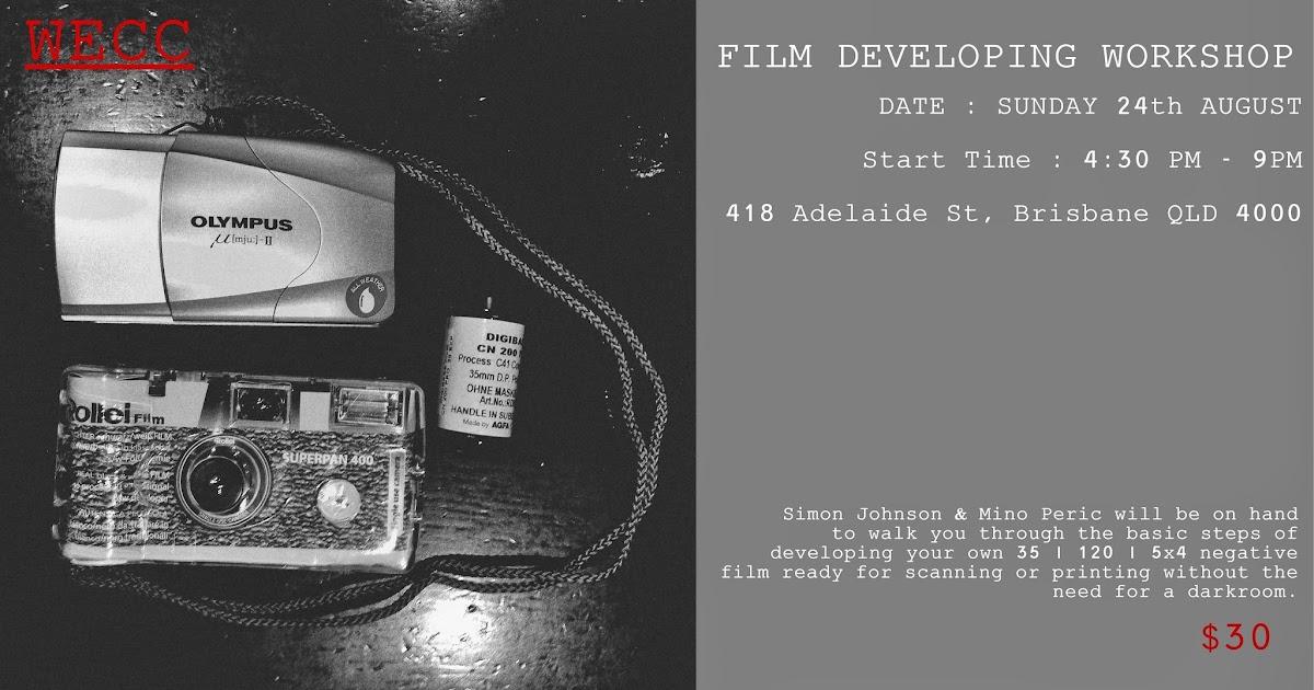 WEST END CAMERA CLUB FILM DEVELOPING WORKSHOP | RICOH GR