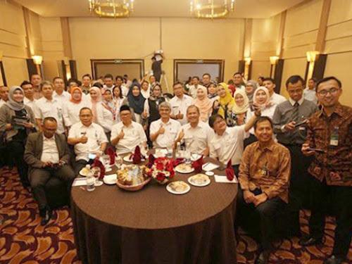 Kerja sama PD Pasar Bandung dan Mandiri Syariah