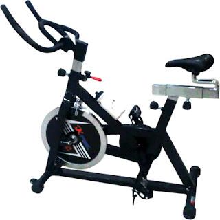 sepeda statis, spinning bike, sepeda dirumah
