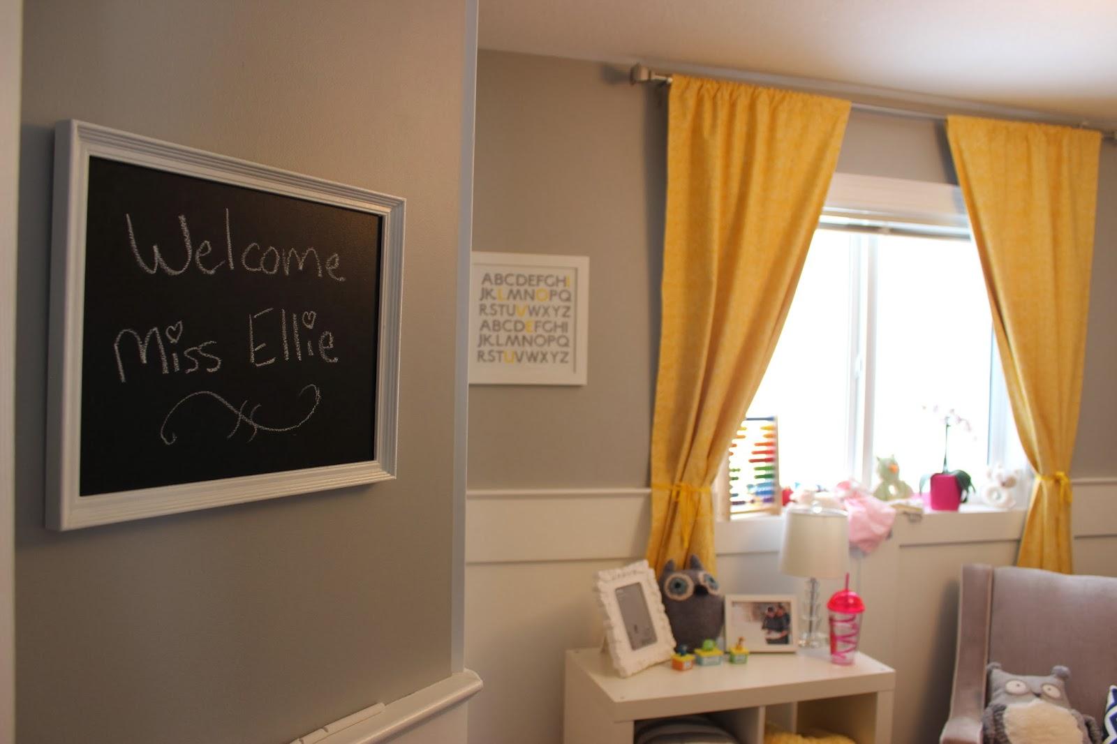 Our Baby Nursery Love Create Celebrate