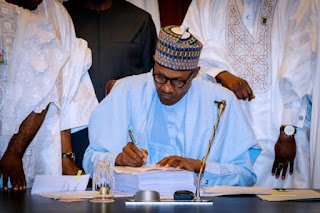 I Have Resumed - Buhari To National Assembly