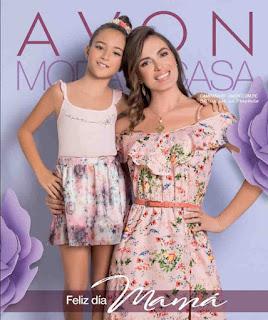 Catalogo Avon Moda y Casa Campaña 07 Mayo 2019