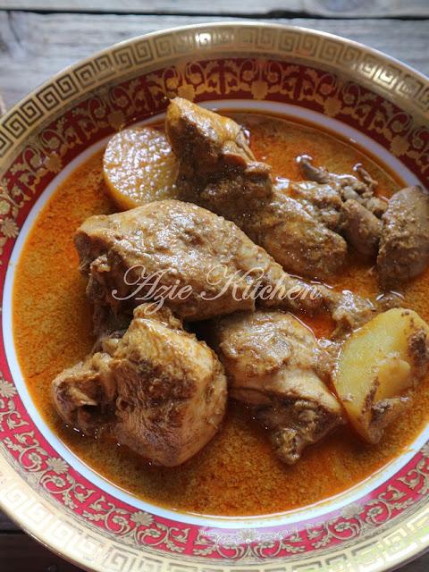 Kari Kampung Ayam