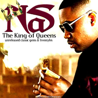 NAS - THE KING OF QUEENS (UNRELEASED MUSIC)