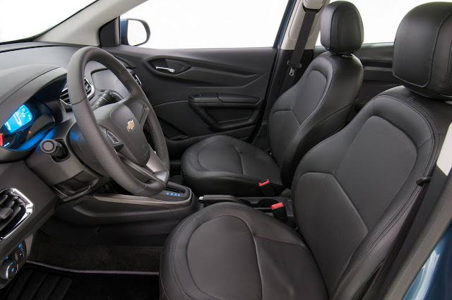 Chevrolet Onix 2014 Automático - interior