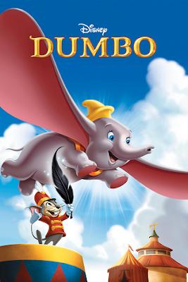 Il Dumbo di Walt Disney, anni Quaranta