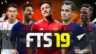 تحميل لعبة FTS 19 للاندرويد  Download FTS 2019 Android