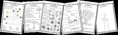 fichier CP, exercices, sciences, production d'écrit, transformations, mots croisée