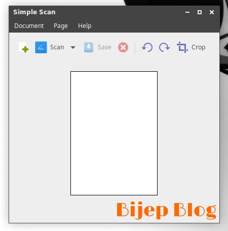 Simple Scan Tidak Dapat diBuka pada Ubuntu ~ Bijep Blog