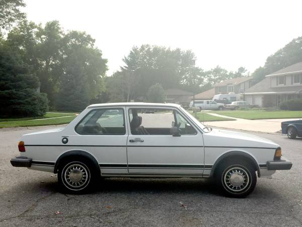 Find This 1984 Volkswagen Jetta Here For In Lincoln Ne 4 000 Via Craigslist Post Is Part Of Dt S 2016 Birthday Celebration 100 Cars