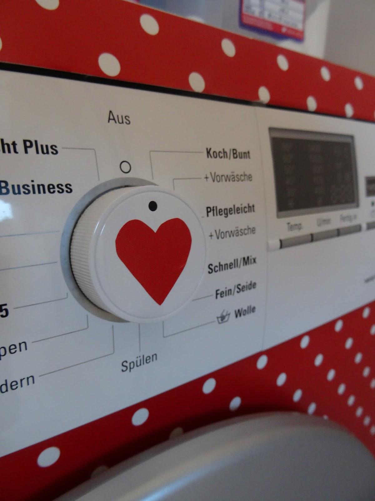Waschmaschine Pimpen Mausmacherart