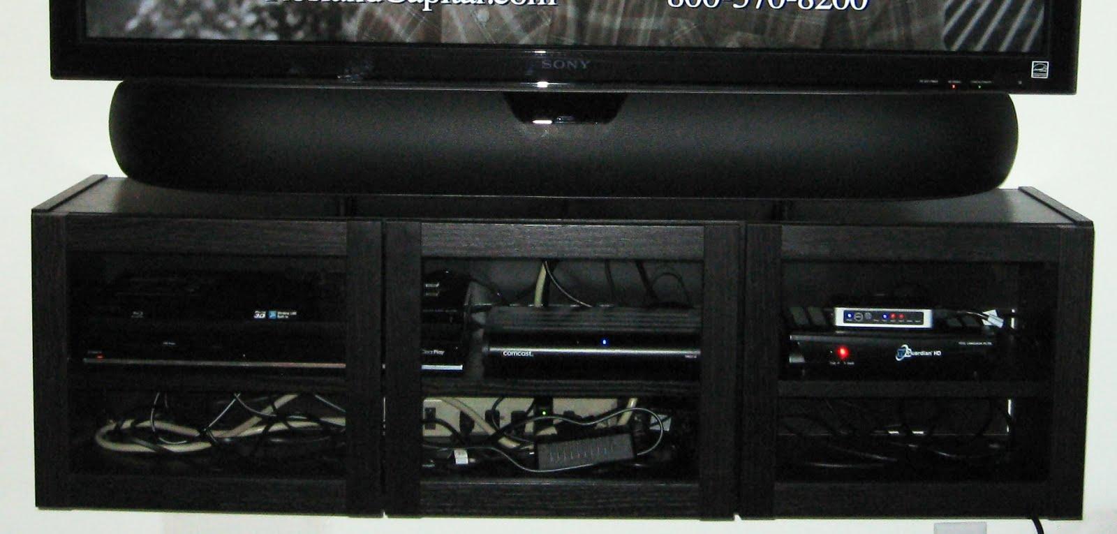 Tv Meubel Billy.Billy Wall Shelf Video Cabinet Ikea Hackers Bloglovin