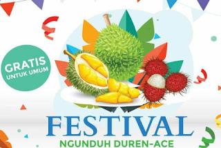 omonganem festival durian 2018