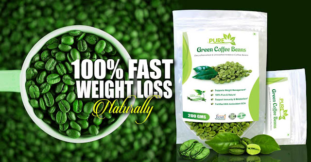 Simply Herbal Green Coffee Bean 100 Pure Weight Loss Fat Burner