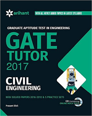Download Free Arihant Gate Tutor 2018 Civil Engineering Book PDF