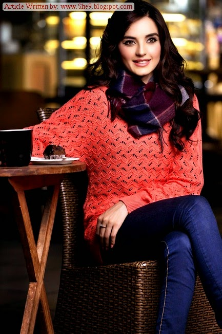 Dashing Ladies Sweater in Pakistan  27e91488e
