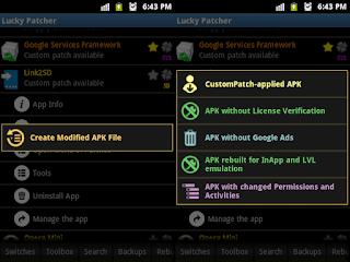 Download Aplikasi Android keren Root