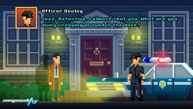 The Darkside Detective PC Full
