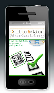Answer this Poll question about QR Codes on Vehicles