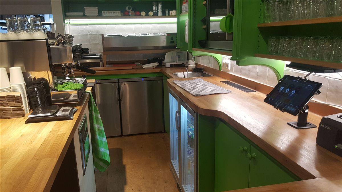 平板防盜支架,餐廳POS系統選擇搭配Gripzo平板防盜架,平板電腦防盜鎖立架,平板電腦防盜鎖