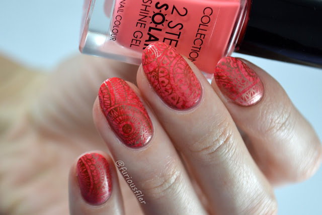 mandala stamp bm-s101 marble swooshy #nailpolishsocietyabc furious filer